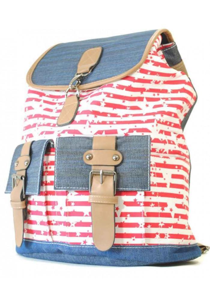 Рюкзак молодежный 901-RED
