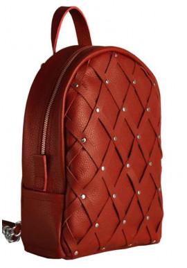 Фото Красный рюкзак для девушки Archer Red