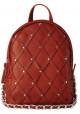 Красный рюкзак для девушки Archer Red, фото №5 - интернет магазин stunner.com.ua