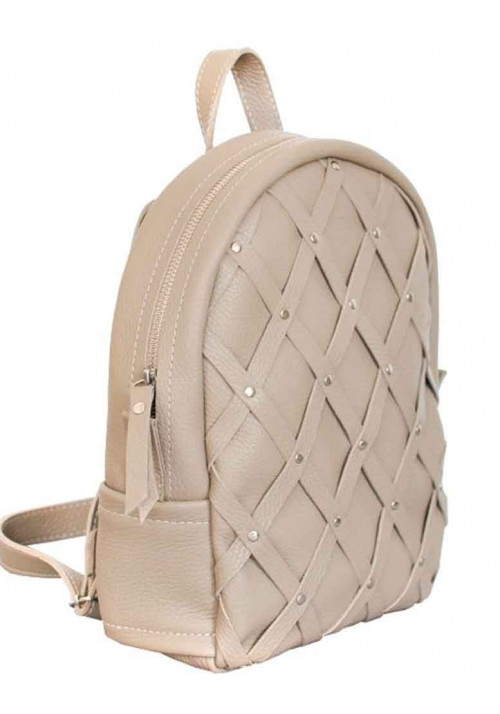Бежевый рюкзак для девушки Archer Beige