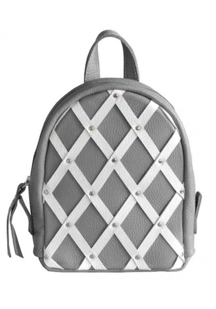 Рюкзак молодежный маленький Baby Archer Grey Mix