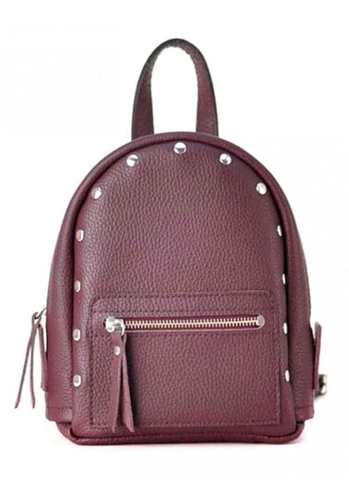 Бордовый женский красивый рюкзак Baby Sport Wine R