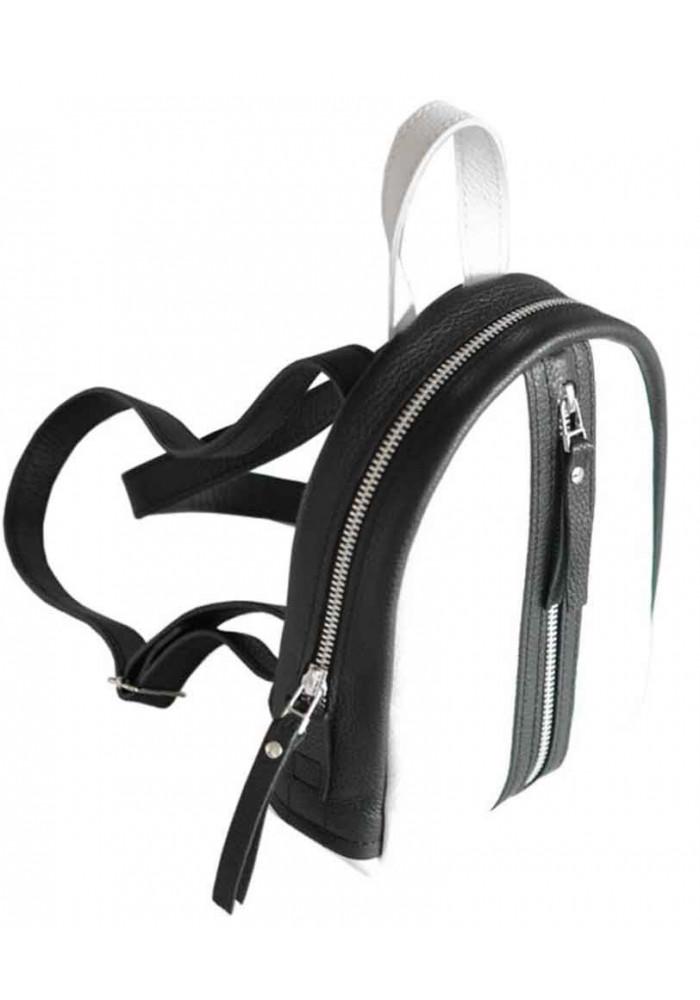 a5550353058c ... Бело-черной женский красивый рюкзак Baby Sport White Zipper, фото №4 -  интернет ...