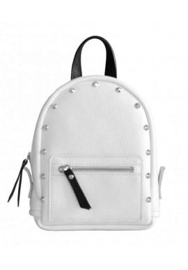 Фото Белый женский красивый рюкзак Baby Sport White-Black Rock