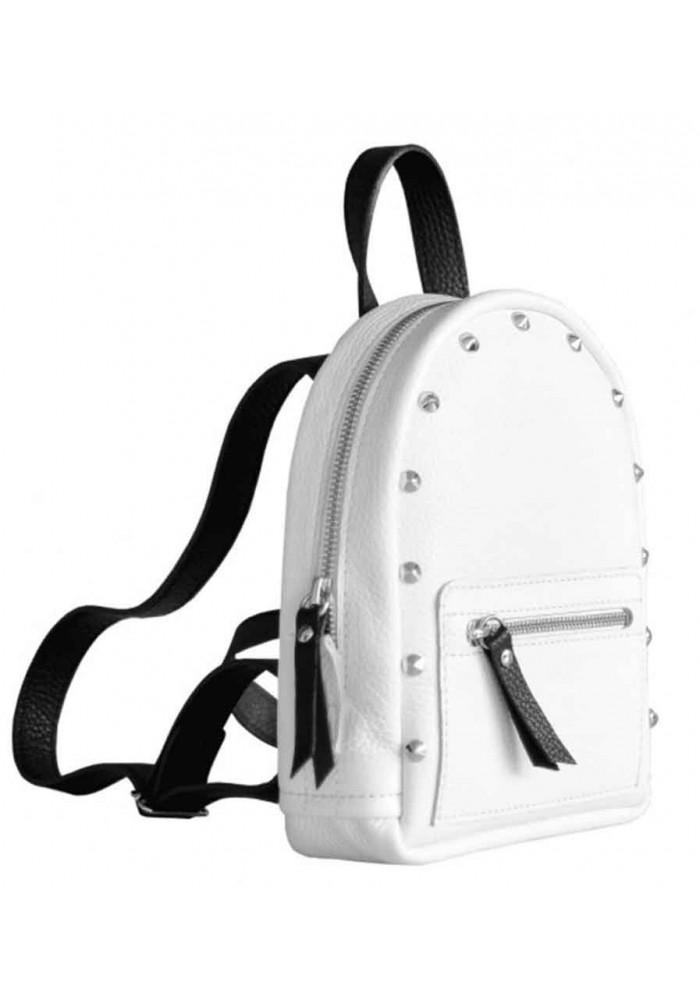 5c29d91a59b6 ... Белый женский красивый рюкзак Baby Sport White-Black Rock, фото №2 -  интернет ...