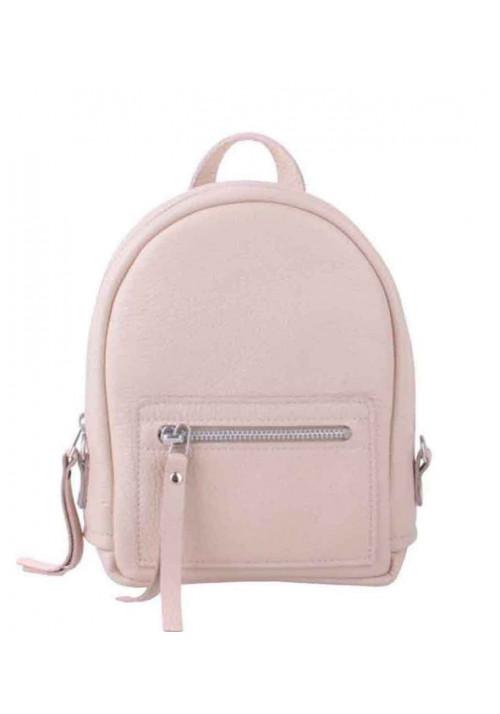 Женский красивый рюкзак маленький Baby Sport Nude Chain