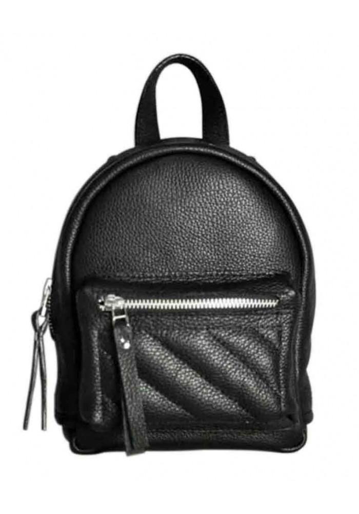 Рюкзак молодежный маленький Baby Sport Black Soft