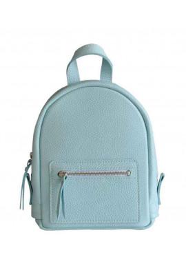 Фото Голубой женский рюкзак Baby Sport Aqua