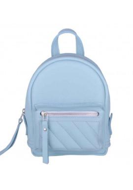 Фото Женский рюкзак голубого цвета Baby Sport Soft Aqua