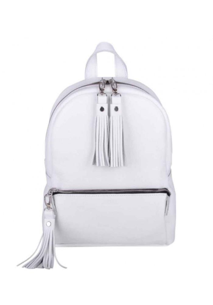 Модный женский рюкзак Pilot-S White Plus