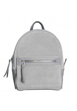 Фото Замшевый рюкзак женский Sport Grey