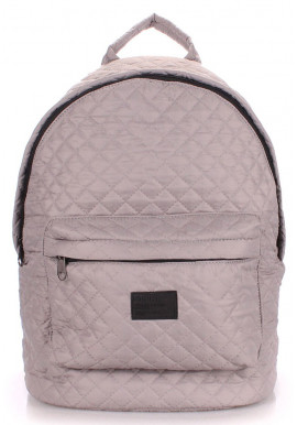 Фото Рюкзак Poolparty backpack-theone-grey