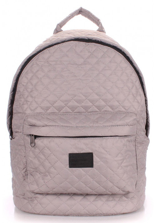 Рюкзак Poolparty backpack-theone-grey