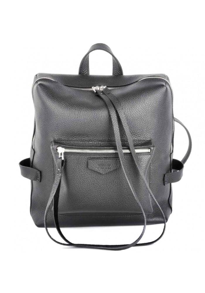 Стильный черный рюкзак Virgo Textured