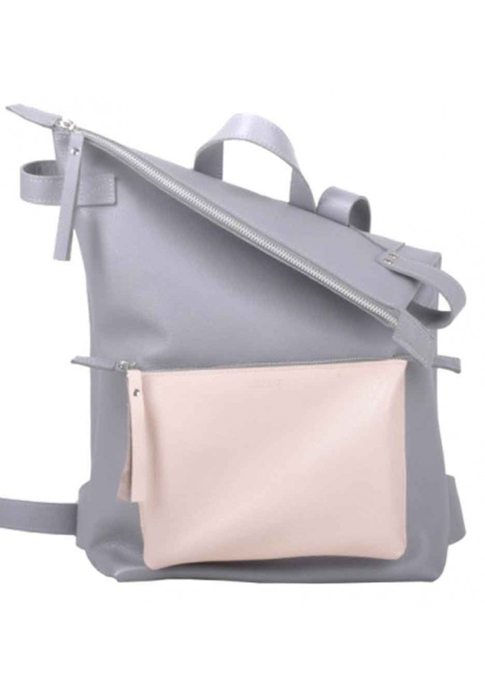 Светлый  рюкзак на лето Voyager Grey Nude