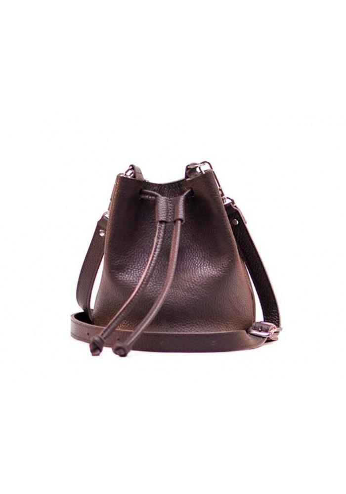 Женская кожаная сумочка клатч Cross Wine