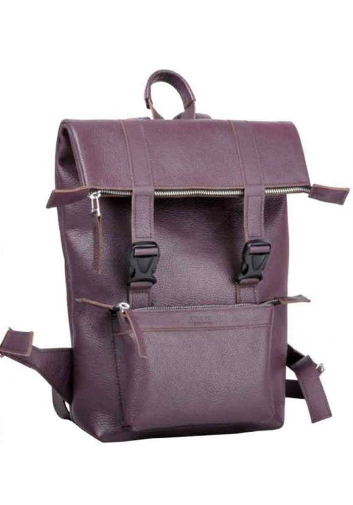 Молодежный кожаный рюкзак Jizuz Lady Desert Wine