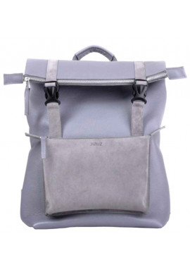 Фото Молодежный кожаный рюкзак Jizuz Desert Grey