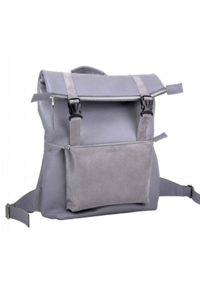 d9a8a393238a ... Молодежный кожаный рюкзак Jizuz Desert Grey, фото №2 - интернет магазин  stunner.com ...