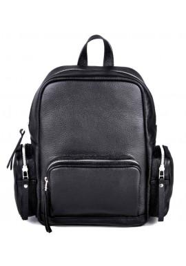 Фото Городской рюкзак кожаный Citizen Black