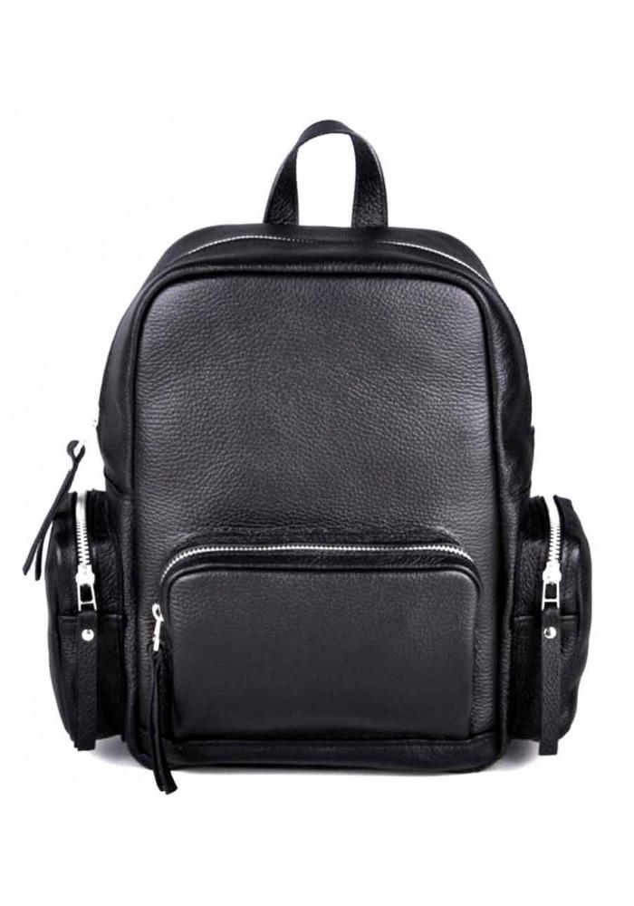 Городской рюкзак кожаный Citizen Black