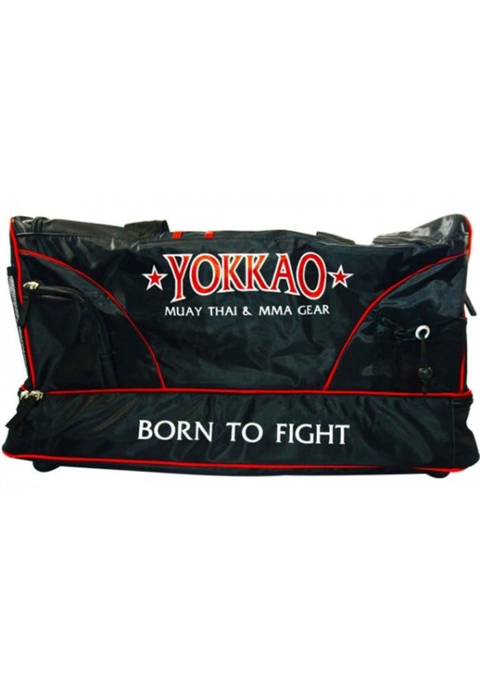 Спортивная сумка Yakkao GYM BAG FIGHT TEAM