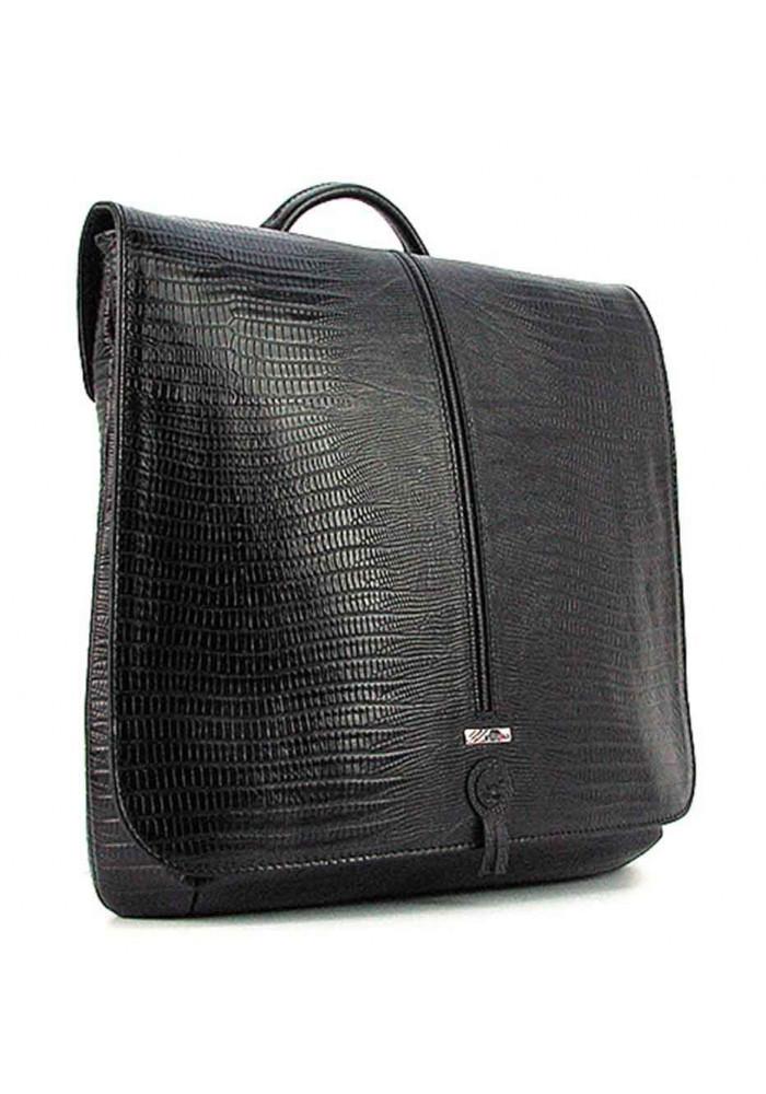 Мужская сумка на плечо из кожи Desisan 341