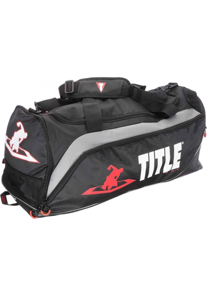 Сумка для спорта TITLE MMA INTENSITY SUPER SPORT BAG