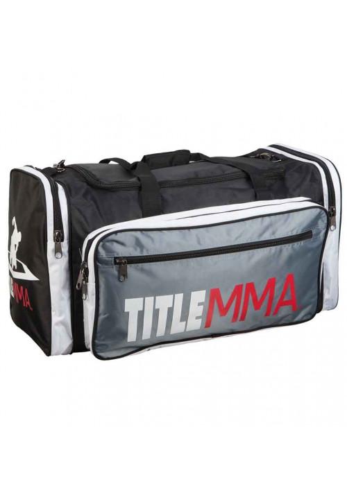 Спортивная сумка мужская TITLE MMA® MEGA SPORT BAG