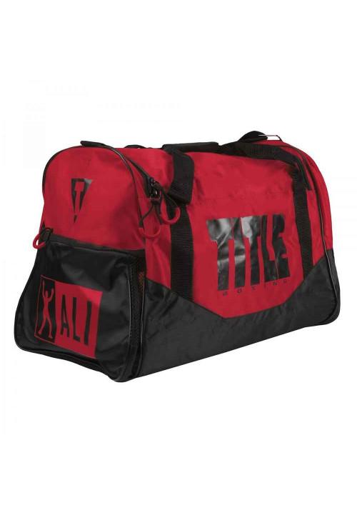 Сумка спортивная TITLE ALI PERSONAL SPORT BAG RED