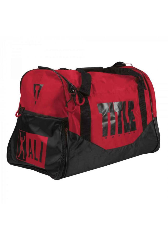 Сумка спортивная TITLE ALI PERSONAL SPORT BAG RED
