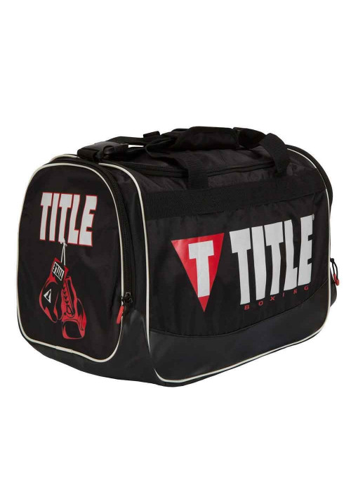Сумка спортивная TITLE IGNITE PERSONAL GEAR BAG BLACK