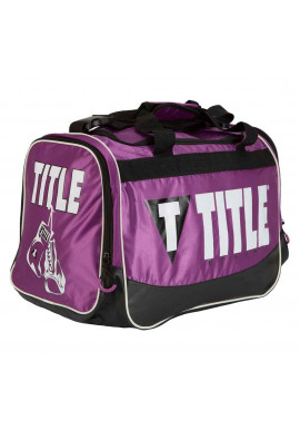 Фото Сумка спортивная TITLE IGNITE PERSONAL GEAR BAG PURPLE