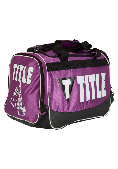 Сумка спортивная TITLE IGNITE PERSONAL GEAR BAG PURPLE