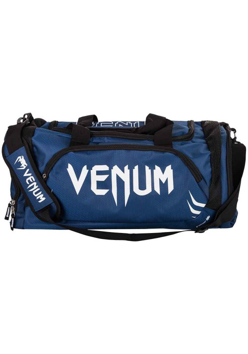 Спортивная сумка VENUM TRAINER LITE SPORT BAG NAVY BLUE