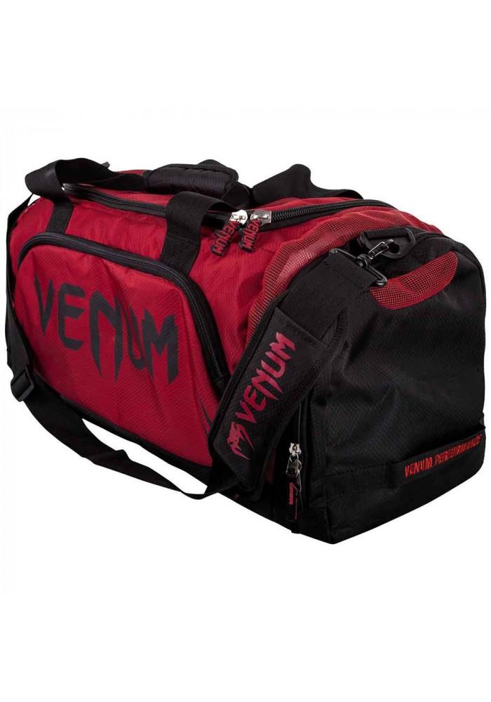 Спортивная сумка красная VENUM TRAINER LITE SPORT BAG RED