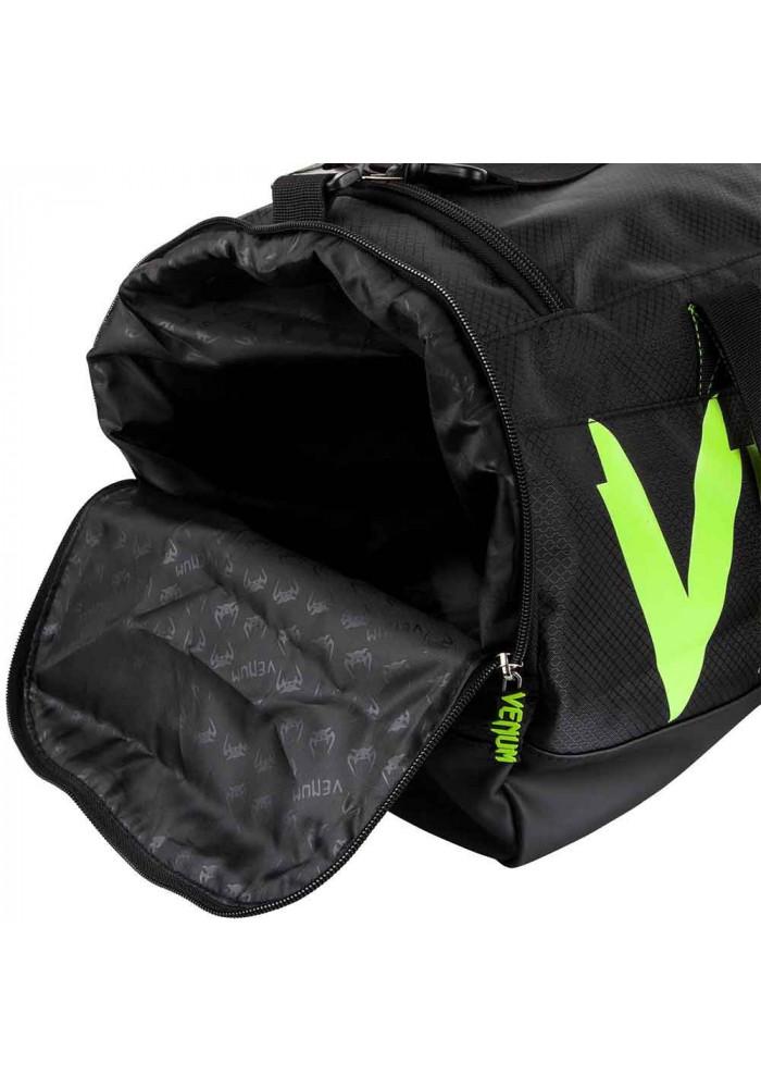 18be5b0ef33b ... Спортивная сумка для экипировки VENUM SPARRING SPORT BAG GREEN, фото №5  - интернет магазин ...
