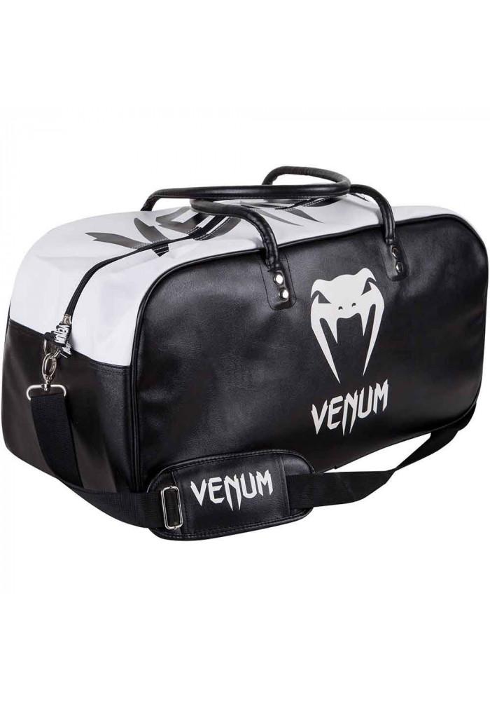 Спортивная сумка из синтетической кожи VENUM ORIGINS BAG XTRA LARGE BLACK ICE