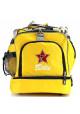 Сумка спортивная FAIRTEX EQUIPMENT BAG WITHOUT ROLLER GREY BLACK, фото №3 - интернет магазин stunner.com.ua