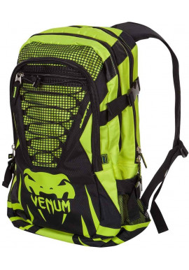 Фото Спортивный рюкзак VENUM CHALLENGER PRO BACKPACK YELLOW BLACK