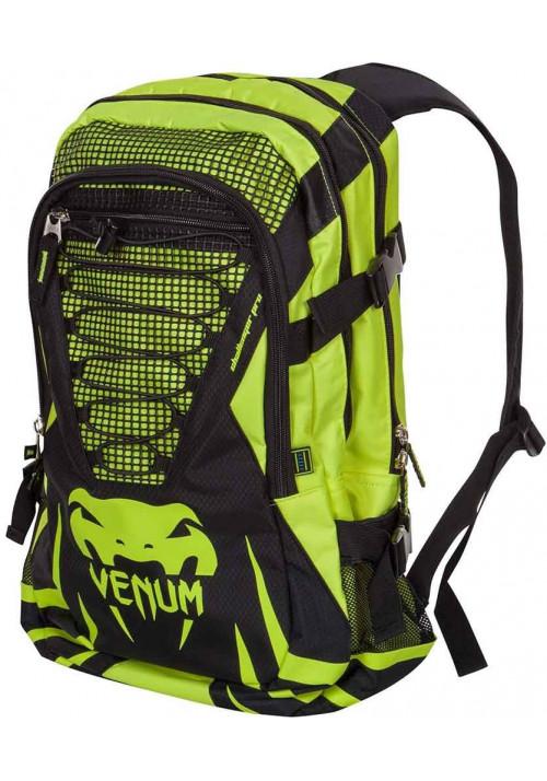 Спортивный рюкзак VENUM CHALLENGER PRO BACKPACK YELLOW BLACK