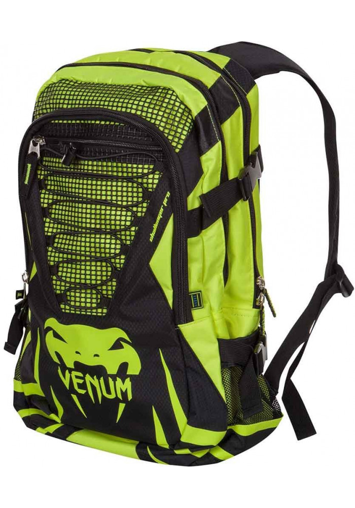 Спортивный рюкзак VENUM CHALLENGER PRO BACKPACK YELLOW BLACK