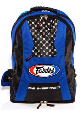 Фото Спортивный рюкзак FAIRTEX BACK PACK BLUE