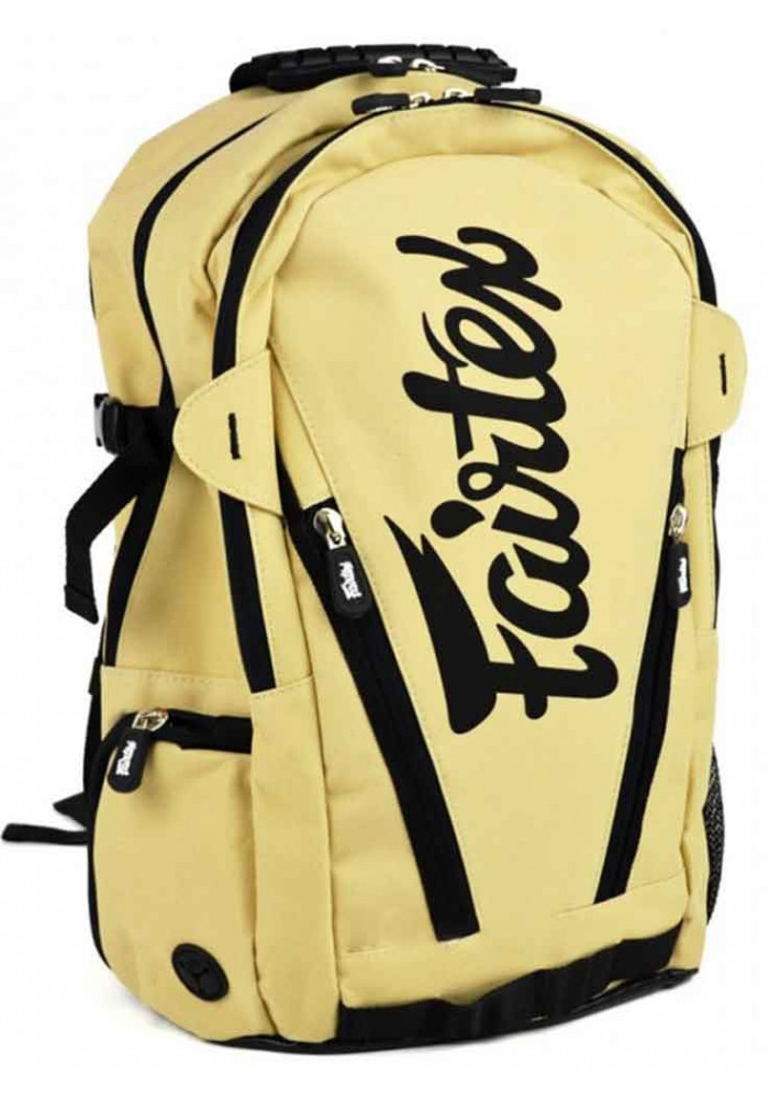 Летний спортивный рюкзак FAIRTEX COMPACT BACK PACK DESERT