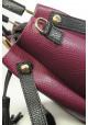 Бордовая женская сумка Betty Pretty, фото №6 - интернет магазин stunner.com.ua