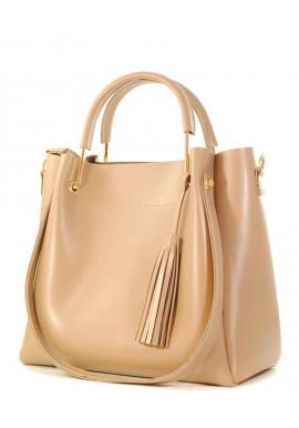 Фото Светлая женская сумка Betty Pretty
