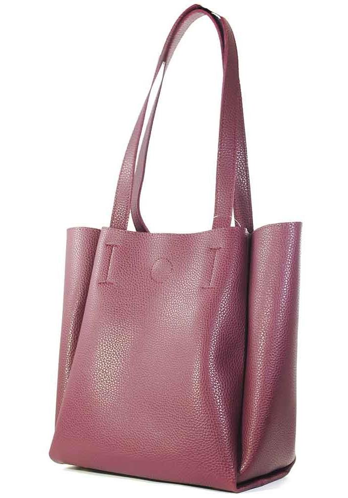 Женская сумка бордового цвета Betty Pretty