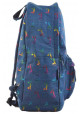 Молодежный рюкзак унисекс YES ST-18 Jeans Meow, фото №2 - интернет магазин stunner.com.ua