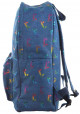 Молодежный рюкзак унисекс YES ST-18 Jeans Meow, фото №3 - интернет магазин stunner.com.ua
