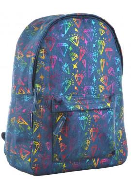 Фото Молодежный джинсовый рюкзак YES ST-18 Jeans Diamond